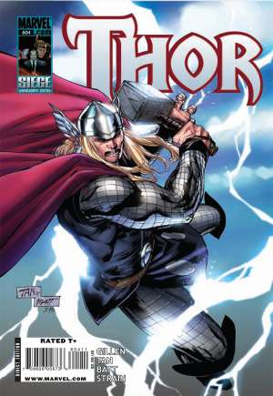 Thor (2007-2011)#604A