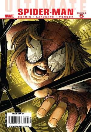 Ultimate Comics: Spider-Man (2009-2011)#5