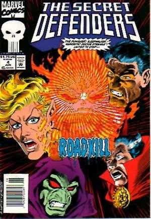 Secret Defenders (1993-1995)#4A
