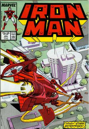 Iron Man (1968-1996)#217B