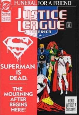 Justice League America (1989-1996)#70C