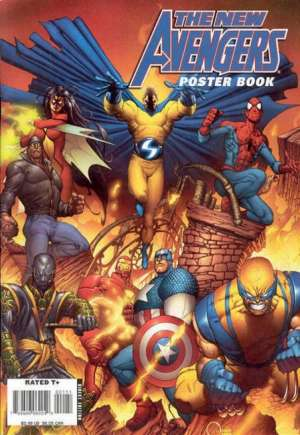 New Avengers Poster Book#1