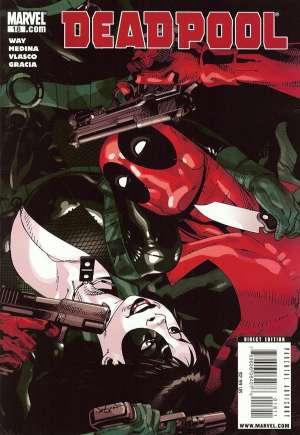 Deadpool (2008-2012)#18A