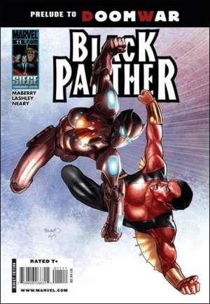 Black Panther (2009-2010)#11