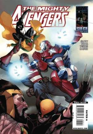 Mighty Avengers (2007-2010)#32