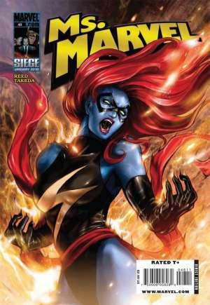 Ms. Marvel (2006-2010)#48
