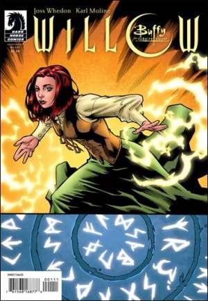 Buffy the Vampire Slayer: Willow (2009)#One-ShotB