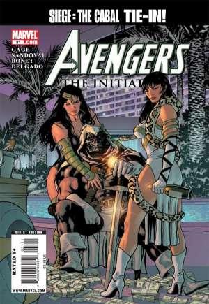 Avengers: The Initiative (2007-2010)#31A