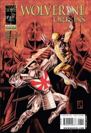 Wolverine: Origins (2006-2010)#43