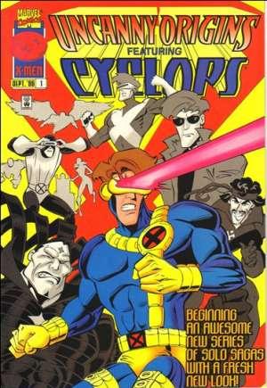 Uncanny Origins (1996-1997)#1B