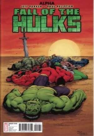 Fall of the Hulks: Alpha#One-Shot C