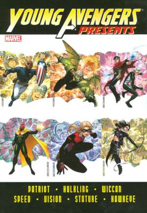 Young Avengers Presents (2008)#TP