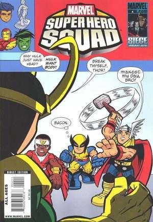 Marvel Super Hero Squad (2009-2010)#4