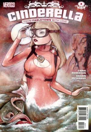 Cinderella: From Fabletown With Love#3