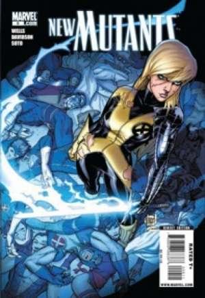 New Mutants (2009-2012)#9