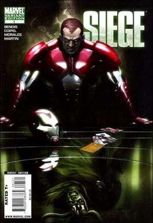 Siege (2010)#1B