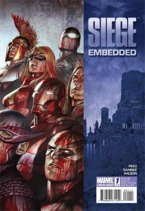 Siege: Embedded (2010)#1A