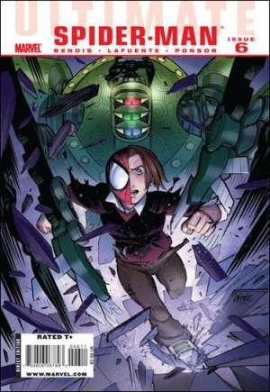 Ultimate Comics: Spider-Man (2009-2011)#6