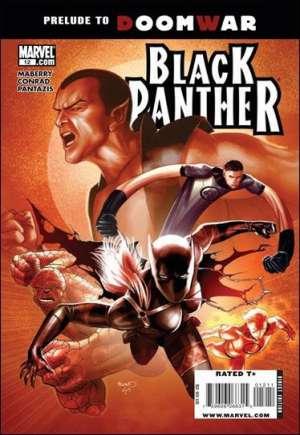 Black Panther (2009-2010)#12