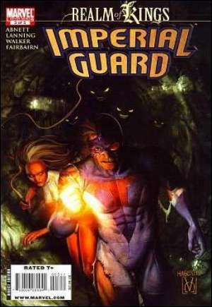 Realm of Kings: Imperial Guard (2010) #3