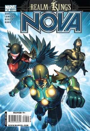 Nova (2007-2010)#33