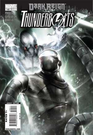 Thunderbolts (1997-2003, 2006-2012)#140