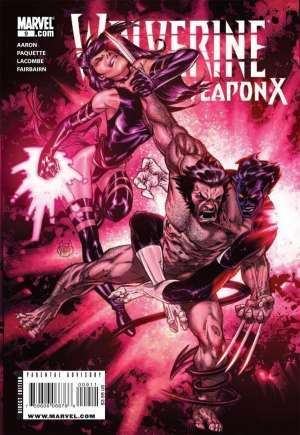 Wolverine: Weapon X (2009-2010)#9
