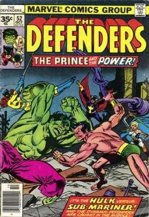Defenders (1972-1986)#52B