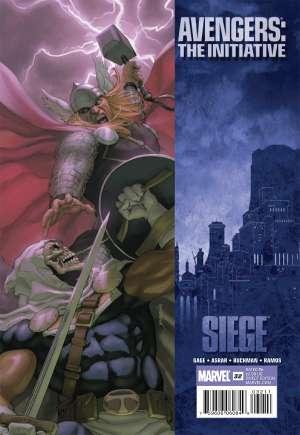 Avengers: The Initiative (2007-2010)#32A