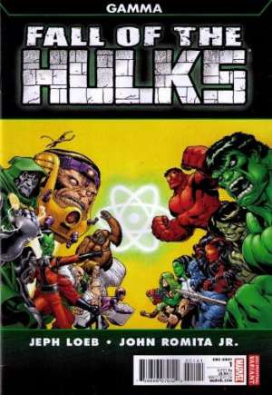 Fall of the Hulks: Gamma (2010) #One-Shot D