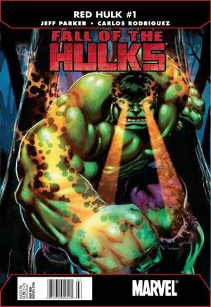 Fall of the Hulks: Red Hulk#1