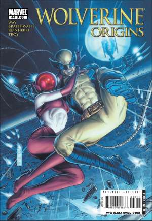 Wolverine: Origins (2006-2010)#44