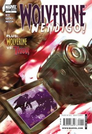 Wolverine: Wendigo! (2010) #One-Shot