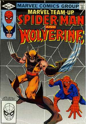 Marvel Team-Up (1972-1985)#117B