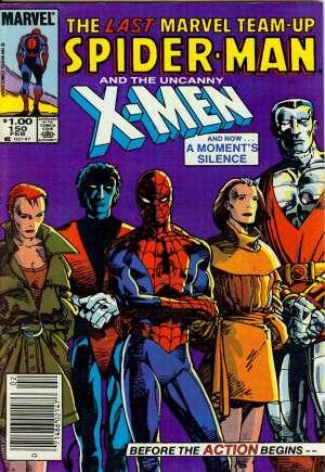 Marvel Team-Up (1972-1985)#150A
