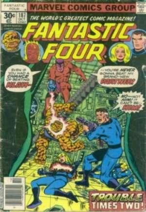 Fantastic Four (1961-1996)#187B