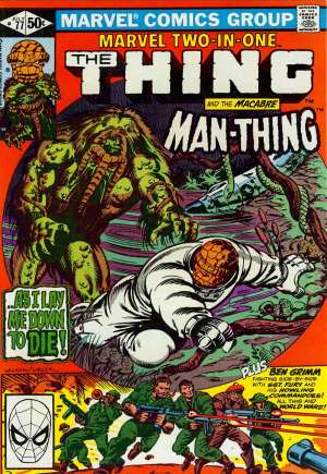 Marvel Two-In-One (1974-1983)#77B