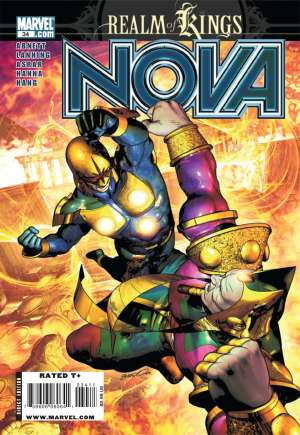 Nova (2007-2010)#34A
