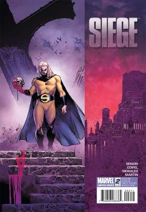 Siege (2010)#2A
