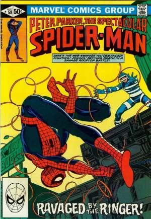 Spectacular Spider-Man (1976-1998)#58B