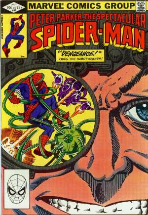 Spectacular Spider-Man (1976-1998)#68B