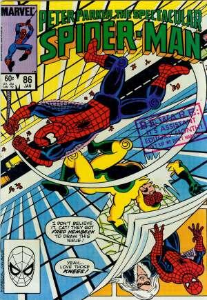 Spectacular Spider-Man (1976-1998)#86B