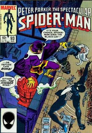 Spectacular Spider-Man (1976-1998)#93B