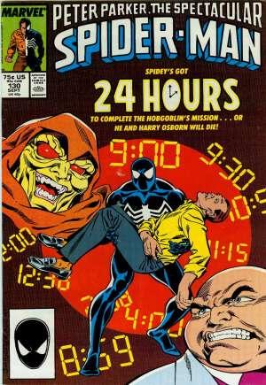 Spectacular Spider-Man (1976-1998)#130B