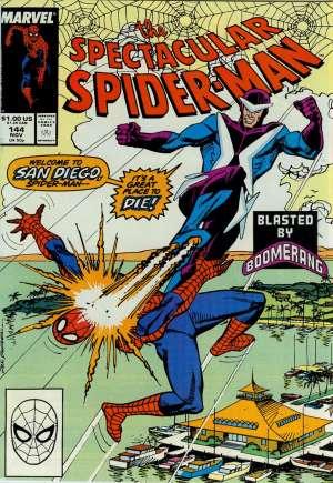 Spectacular Spider-Man (1976-1998)#144B
