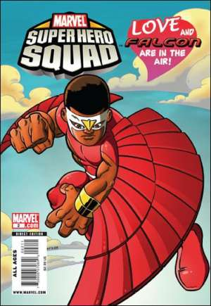 Marvel Super Hero Squad (2010-2011) #2
