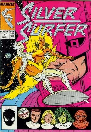 Silver Surfer (1987-1998)#1B
