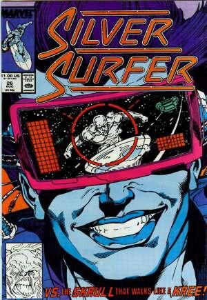 Silver Surfer (1987-1998)#26B