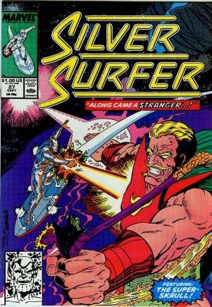 Silver Surfer (1987-1998)#27B
