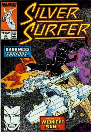 Silver Surfer (1987-1998)#29B
